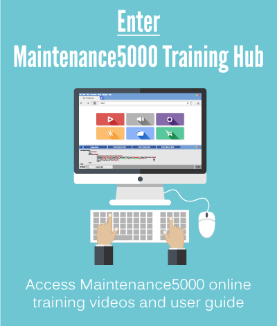 Enter Maintenance 5000 Training Hub
